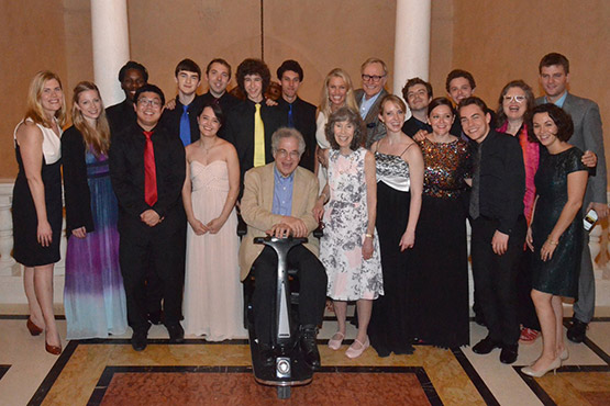 Perlman Music Program Group